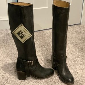 Frye Majorie Knotted Tall Boots